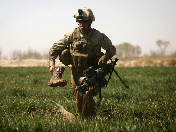soldado g