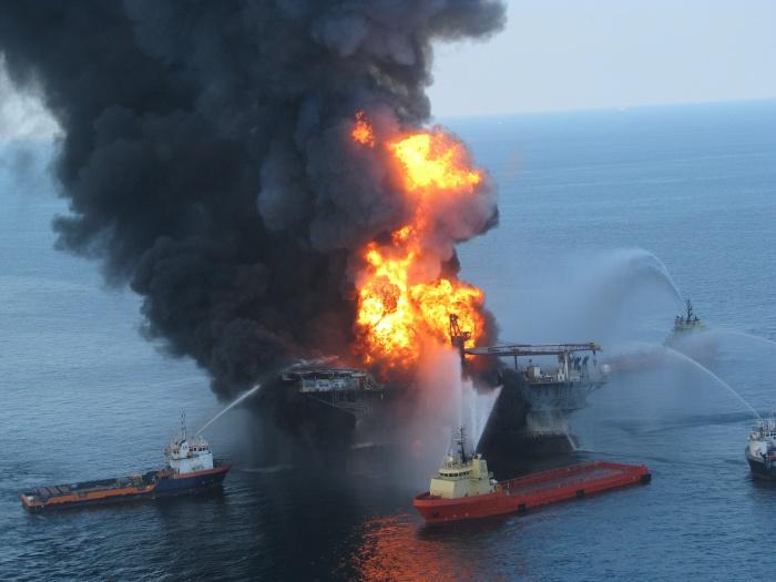 explosão, plataforma, golfo do méxico