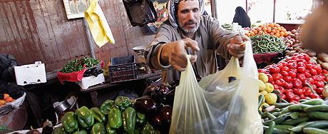 Alta nos alimentos afeta mais países pobres
