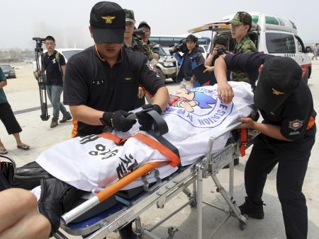 Yoo Hyung-Jae/18.06.2010/Yonhap/Reuters