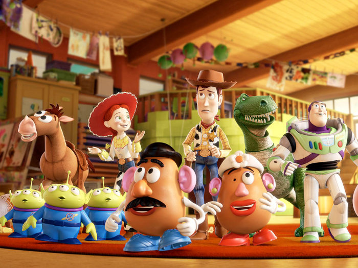 Toy Story 3 - M