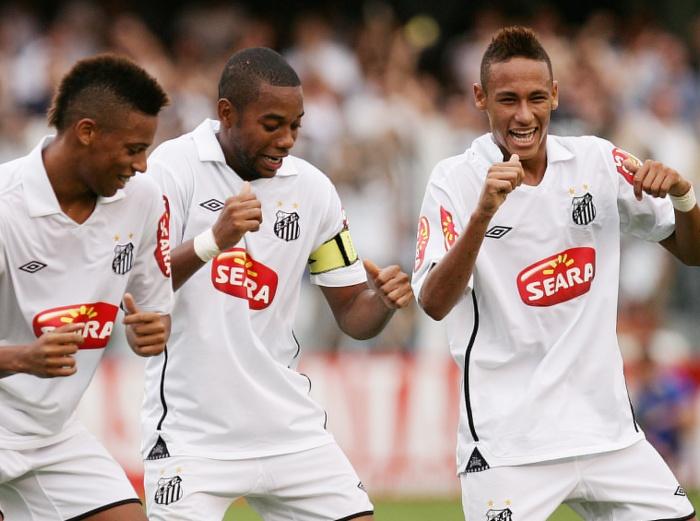 Santos%20dan%C3%A7a%20grande Santos, o time mais talentoso (e o mais prepotente) do Brasil...