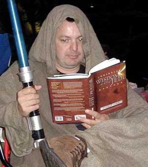 Cavaleiro jedi sofre discriminação religiosa Jedi-m-20100319