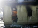 Veja fotos do incêndio que destruiu acervo de cobras do Butantan