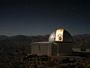Telescópio no Chile vai buscar planetas fora do Sistema Solar