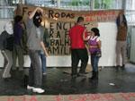 USP diz que ocupação da reitoria foi violenta