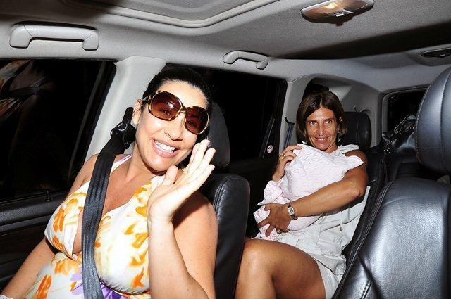 Scheila Carvalho - Maternidade
