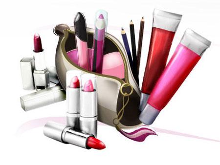 Bellas Caixas Caixa Maquiagem
